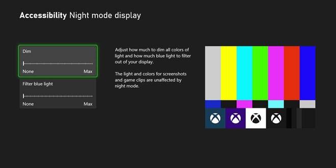 Xbox Oktober Update bringt natives 4k-Dashboard und einen Nachtmodus
