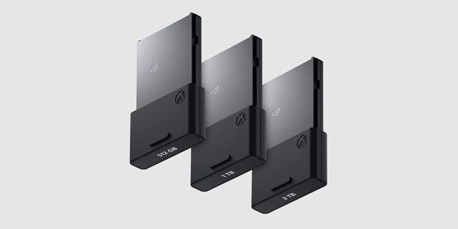 512 GB und 2 TB: Neue Speichererweiterungskarten von Seagate für Xbox Series X und S