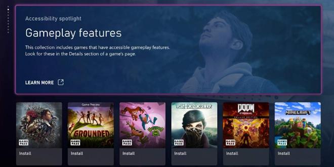 Barrierefreies Gaming: Microsoft kündigt verschiedene neue Xbox-Features an