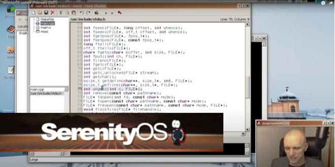 Windows 95/98 Retro-Gefühle mit SerenityOS