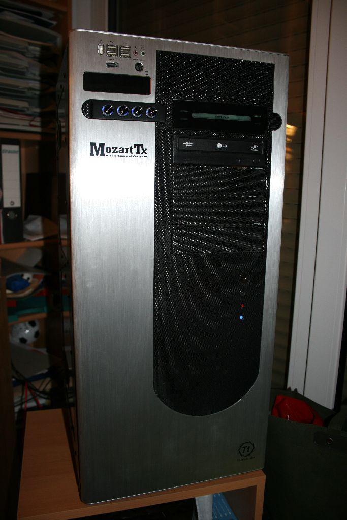 """Mein """"Kühlschrank"""""""