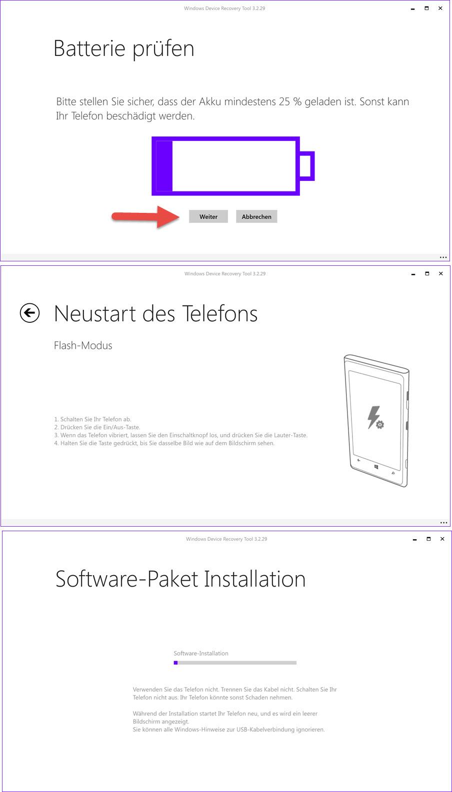 Anleitung: EU-Version des Blu Win HD LTE auf Windows 10 Mobile ...