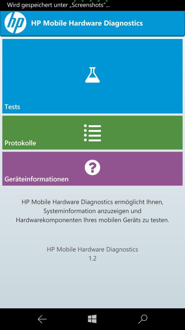 Exklusive HP-Apps für das Elite x3 – Double tap to wake soll kommen
