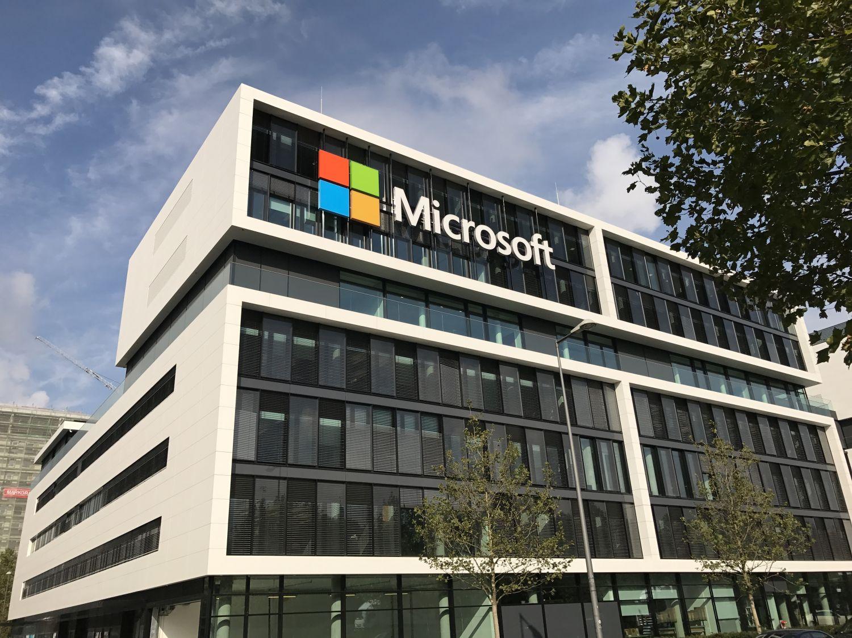 Neues Gebäude – neue Arbeitskultur: Microsoft eröffnet seine neue ...