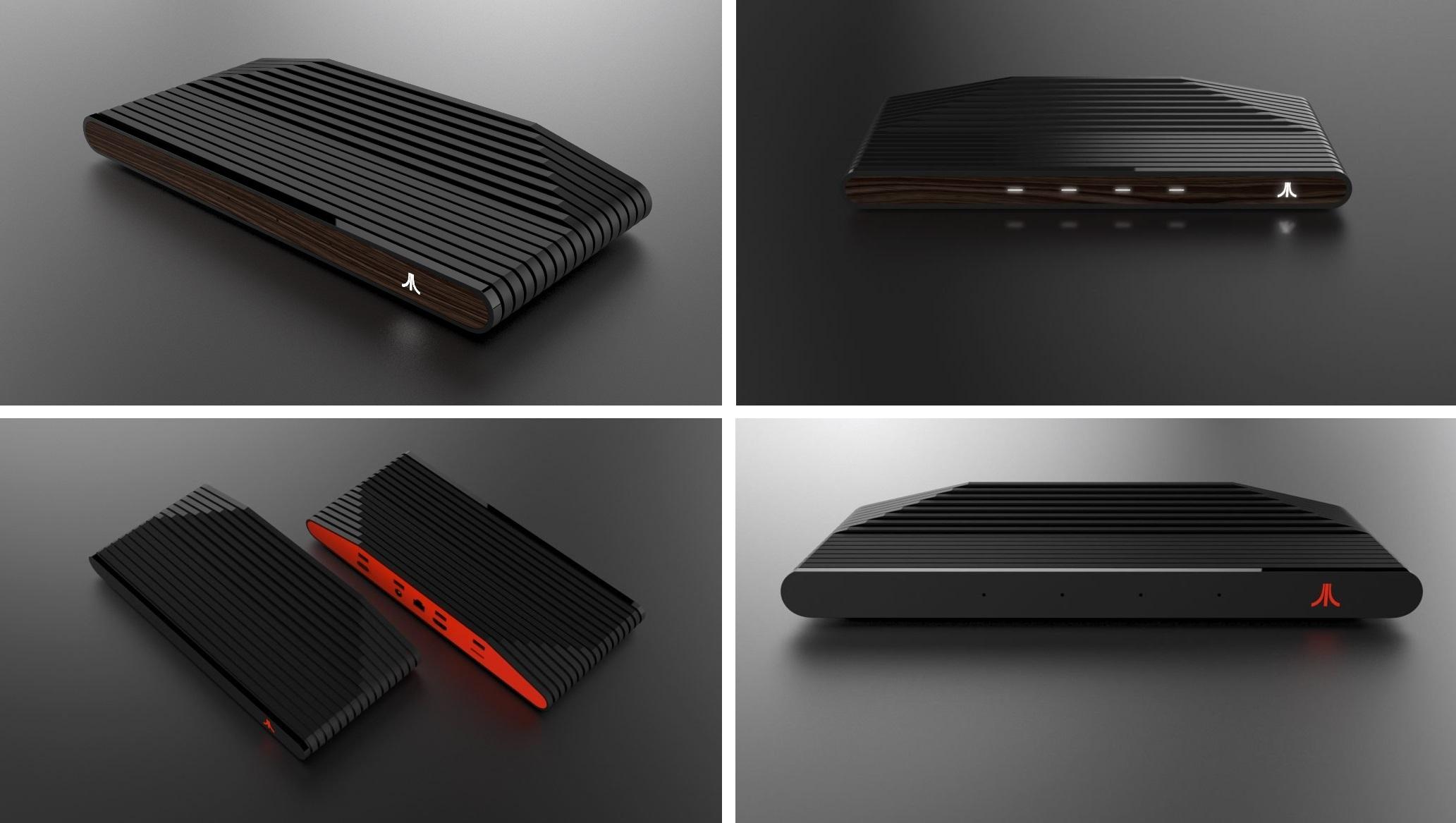 Ataribox: Erste Bilder der Konsole veröffentlicht – Specs noch ...