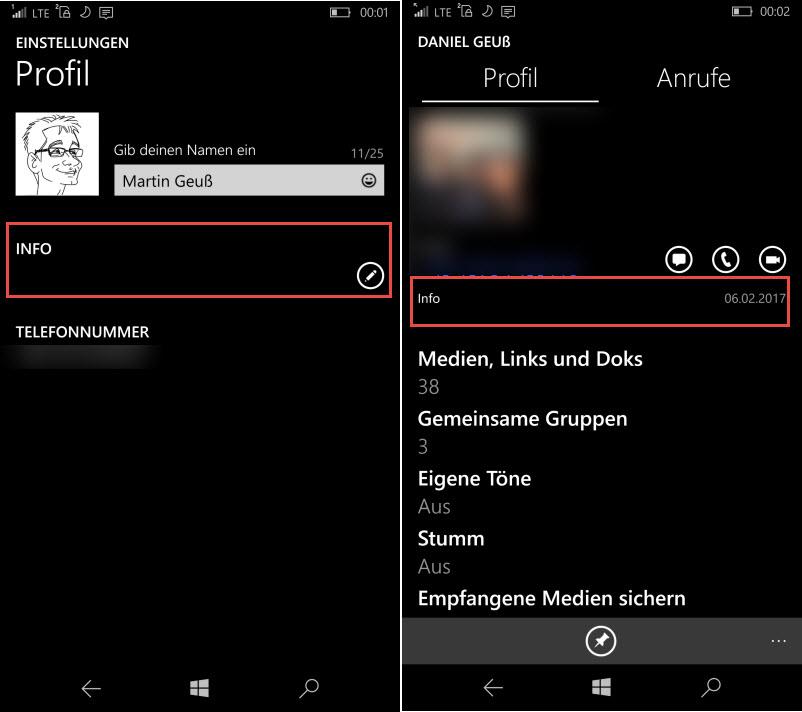 Whatsapp Beta Für Windows Phone Bringt Alte Status Info