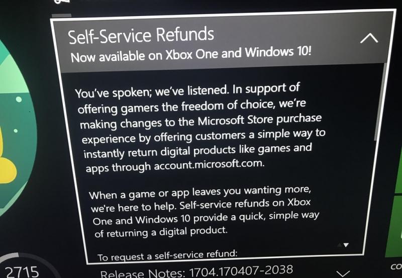 Xbox One: Geniales Feature: Gebt digital gekaufte Spiele wieder zurück!