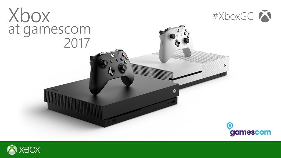 Microsoft auf der Gamescom 2017