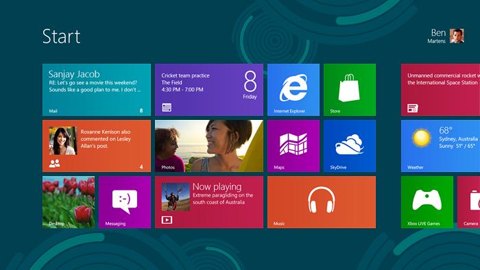 Microsoft zieht Bilanz aus der Diskussion um Metro Design und ...
